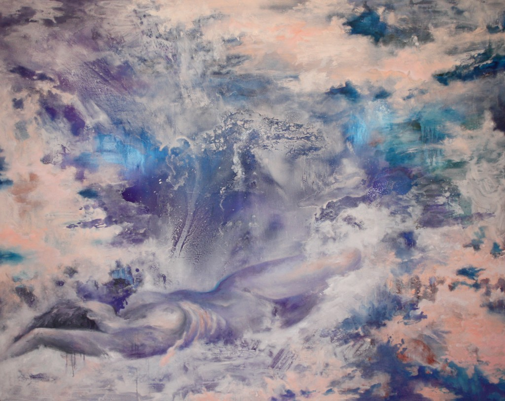 In Limbo, 2012 Oil on canvas 160x200cm