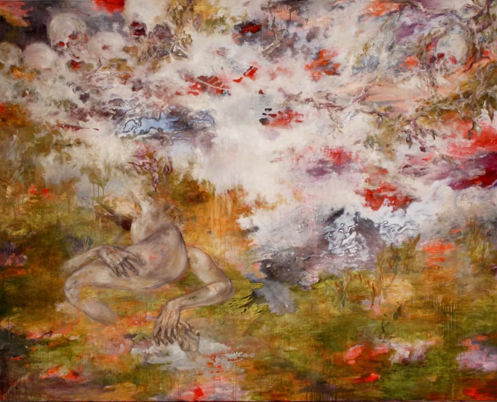 Fields of Dreams, 2013 Oil on canvas 160x200cm